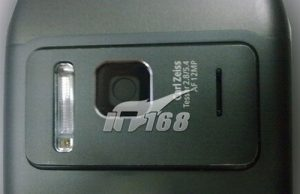 Nokia's Symbian^3, N8-00 12 Megapixel Phone Leaked