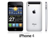 iPhone 4, HD, Apple