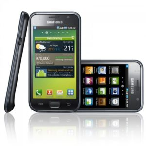 Samsung Android 2.1 I9000 Galaxy S Announced