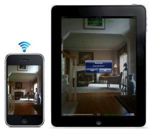 Turn your iPhone into an iPad camera