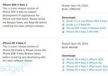 apple iphone os, apple iphone os 4.0, apple iphone os 4.0 beta 2, iphone os beta 2, jailbreak, dev team, beta, beta 1, beta 2, dev, sdk, sdk beta, sdk beta 1, sdk beta 2, iphone 4.0