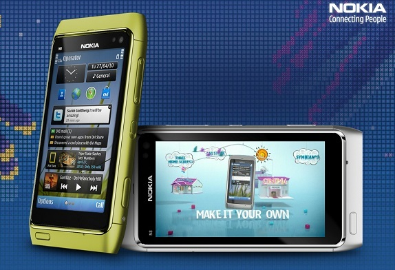 Cell Phones, Nokia, smartphones, symbian, symbian 3, Nokia N8