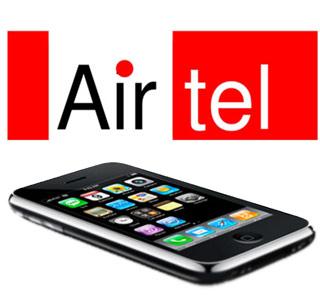 airtel, india, iphone 4, iphone 4 in india,airtel iphone 4,apple,iphone 4,mobile phones