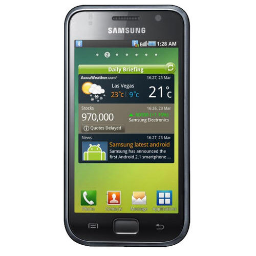 Samsung Galaxy S, Galaxy Tab, Android 2.3, Gingerbread