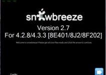 sn0wbreeze 2.7, Jailbreak iOS 4.3.3 / 4.2.8