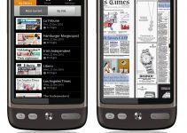 PressReader, android, Apps, Newspaper