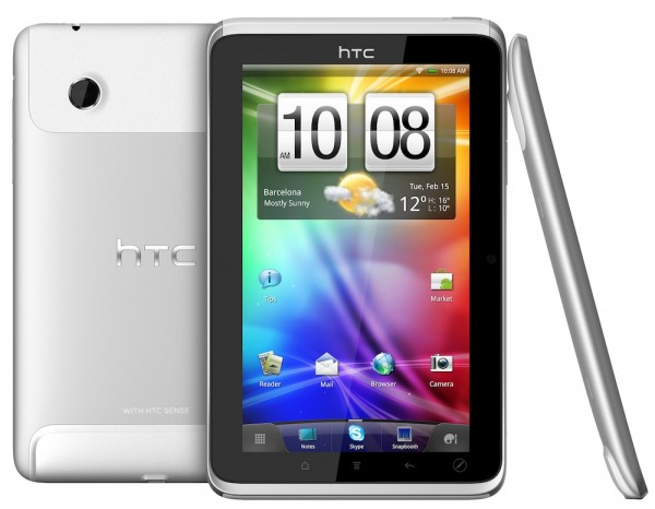 HTC Flyer Avaialble in India at Rs 39890