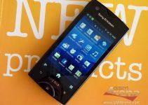 Sony Ericsson ST18i Urushi, Sony Ericsson Urushi, SonyEricson