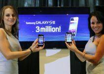 Samsun Galaxy S II Has 3 Million Customers