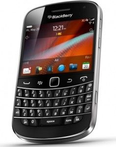 BlackBerry Bold 9900 Coming Soon to India