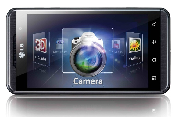 LG launches Optimus 3D in India