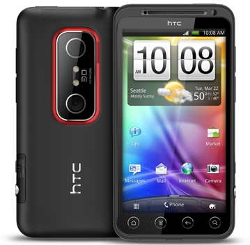 Evo 3D features, Evo 3D price in India, Evo 3D specifications, HTC 3D smartphone, HTC Evo3D