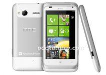 HTC Omega Windows Phone 7