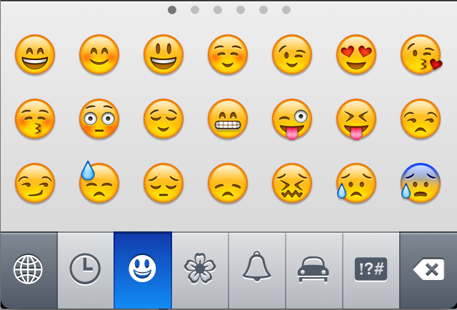 How to Enable the Emoji Emoticon Keyboard in iOS How to Enable the Emoji Emoticon Keyboard in iOS new images
