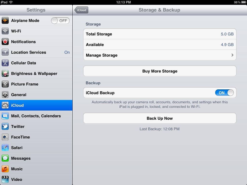 Backup photos mac icloud email