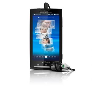 Sony Ericsson Xperia X10 Get Android Gingerbread Update