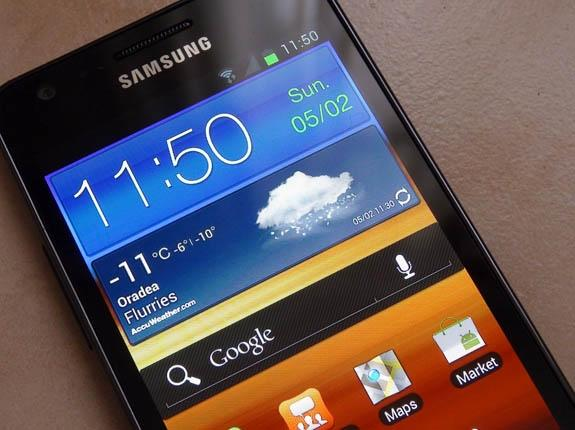 They Become New ROMs with Android 4.0 Ice Cream Sandwich for The Samsung Galaxy S II
