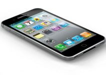 iPhone 5 with 4.6 inch Retina Display