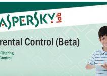 kaspersky parenta control apps