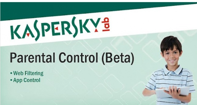 kaspersky parental control apps