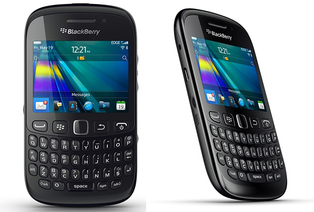 Blackberry Curve 9220 in India at Rs 10,990