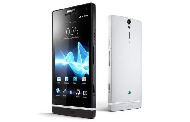 Sony Xperia S India