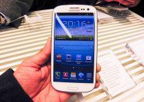 Samsung Galaxy S III in India