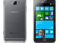 Samsung ATIV S Windows 8 Phone