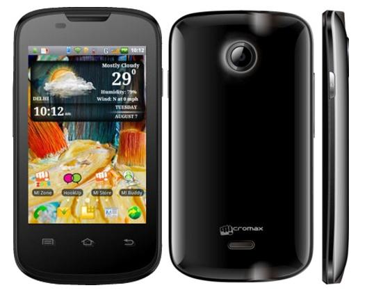 Micromax Ninja 3 (A57) Android Phone