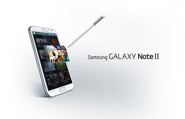 Samsung Galaxy Note II In India