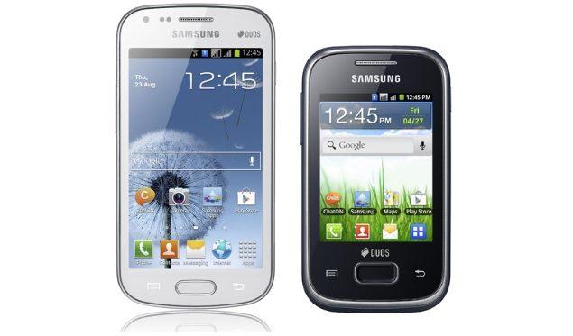 Samsung Galaxy S Duos, Galaxy Y Duos Lite
