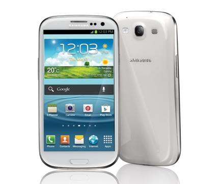 Samsung Galaxy S III Jelly Bean Update