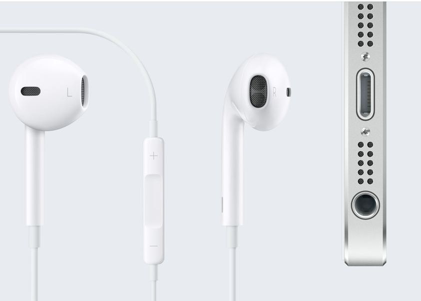 iPhone 5 Earpods