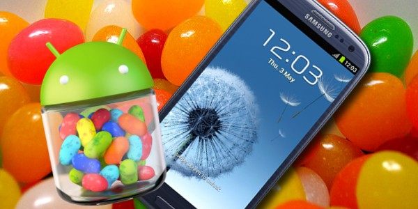 Update Samsung Galaxy S3 with Official Jellybean 4.1.1