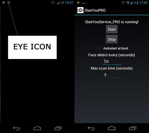 iSeeYou Android App