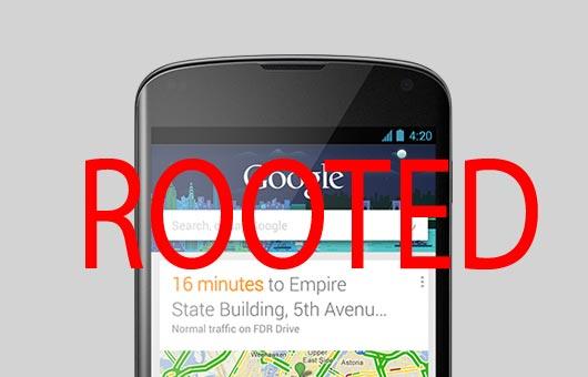 Root Nexus 4