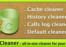1 Tap Cleaner Android app