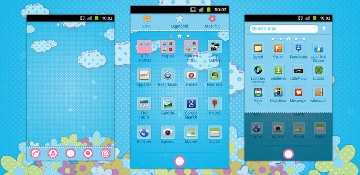 Change Android Themes