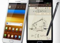Install Galaxy Note N7000 UBLSF