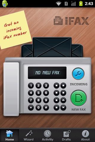 iFax Send & Receive Faxes