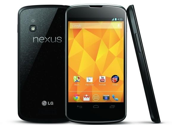 LG Nexus 4 India