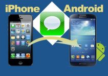 Move iPhone Messages (SMS) to Android