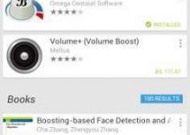 Speaker Boost Android Application