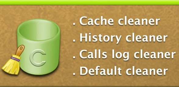 Cache Cleaner Application