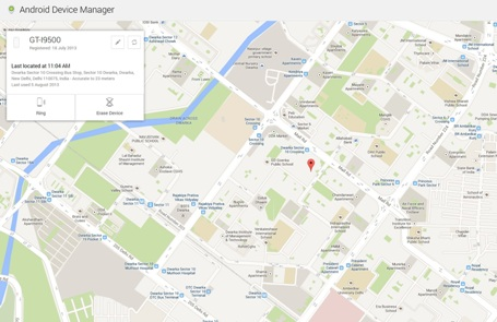 Android Device Manager Easy Way to Track Lost Stolen Phone