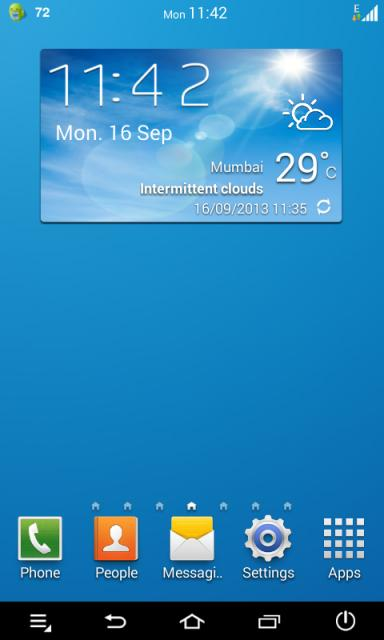 How To Install Galaxy S4 Launcher Amp Weather Widget On Any