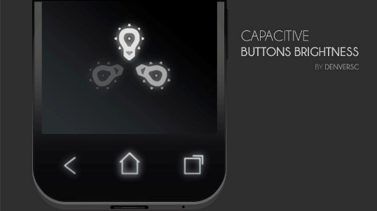 Capacitive Buttons