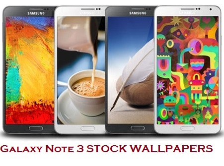 Download Galaxy Note 3 Stock Full HD Wallpapers