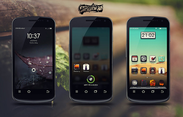 Italian MIUI Android Theme