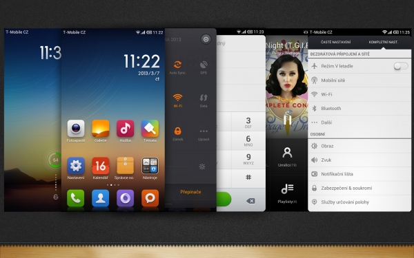 MIUI v5 THEME by jenicek